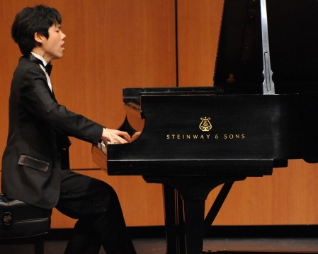 Haochen Zhang Pianist Haochen Zhang in Recital Peninsula Reviews