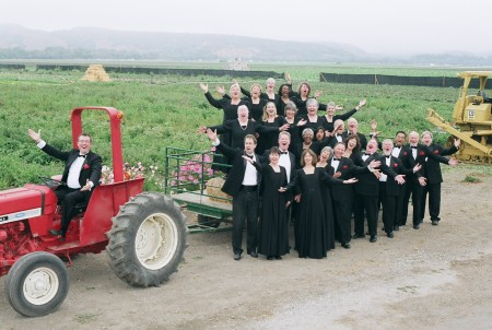 Camerata Singers at The Farm