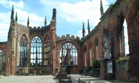 Coventry Ruins